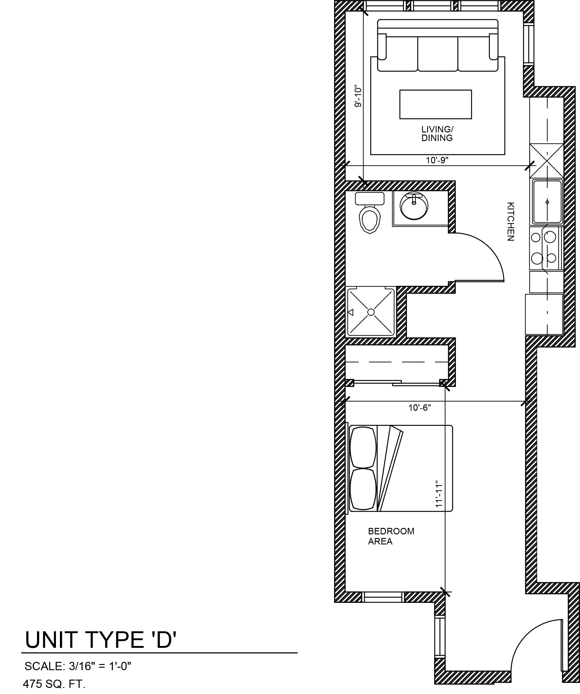 Wheel House Lofts Unit D